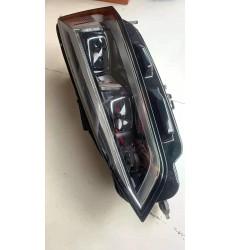 2017- Above Audi A5 Left Matrix LED Headlamp