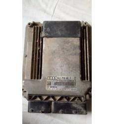 VW (Volkswagen)  Bosch Engine ECU, 0261S05732, 0 261 S05 732, 06J 907 309, 06J907309,MED 17.5