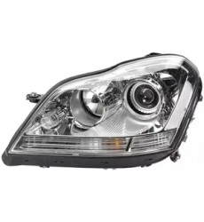 2006-2009 Mercedes GL/ML Class X164 Headlight Front Lamp Left  OE Code: A1648200561 A1648204359 A1648200561 A1648204359
